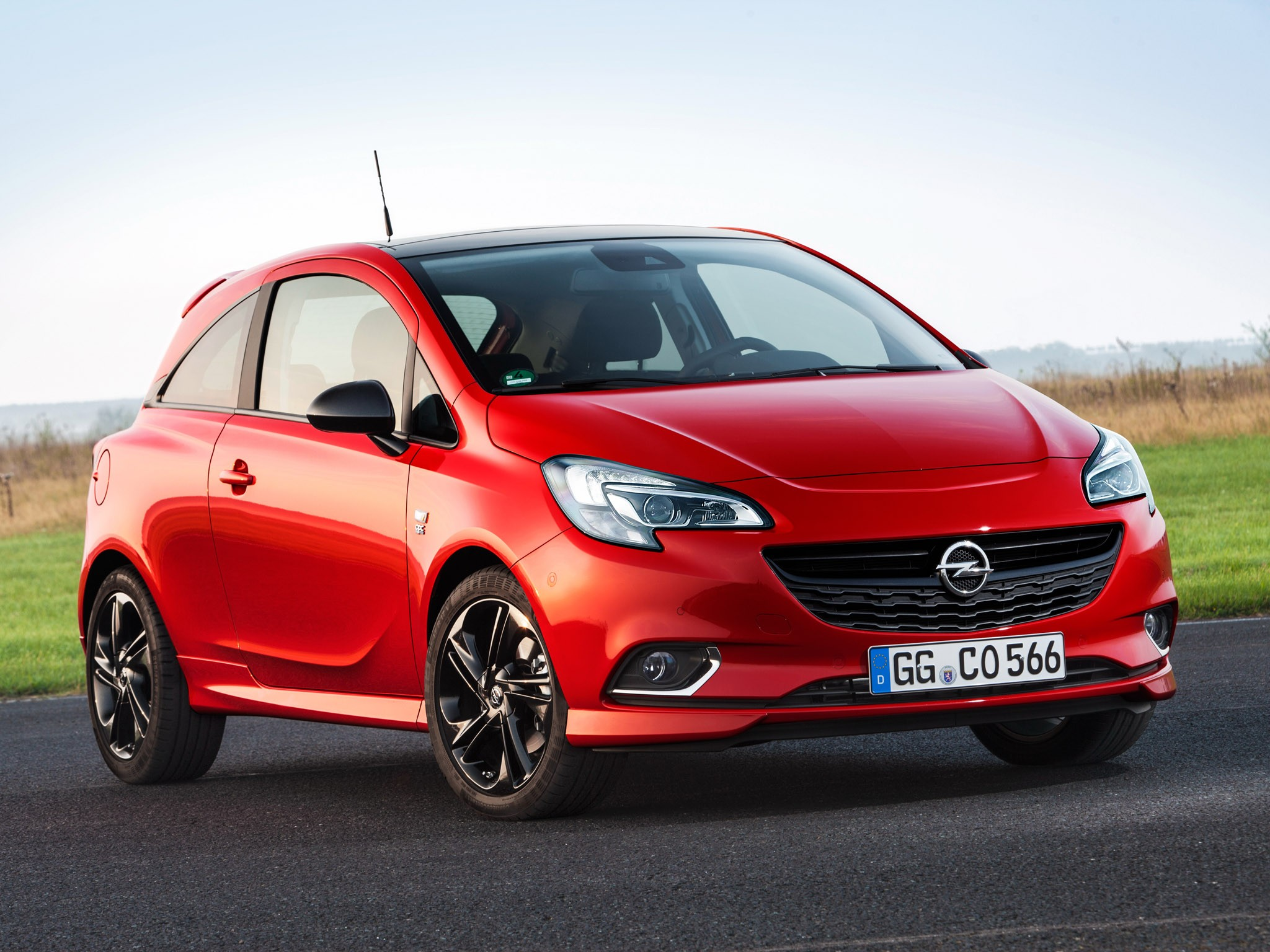 2015 Opel Corsa Color Edition OPC Line 3 Portes