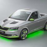 2015 Skoda Fabia Funstar Pick-up Concept
