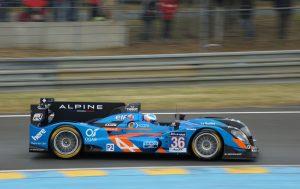 24 H du Mans 2015 - Alpine A450b Signatech Alpine