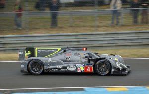 24 H du Mans 2015 - CLM P1 01 Team ByKolles