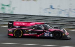 24 H du Mans 2015 - Ligier JS P2 OAK Racing