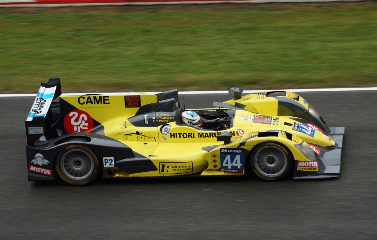 24 H du Mans 2015