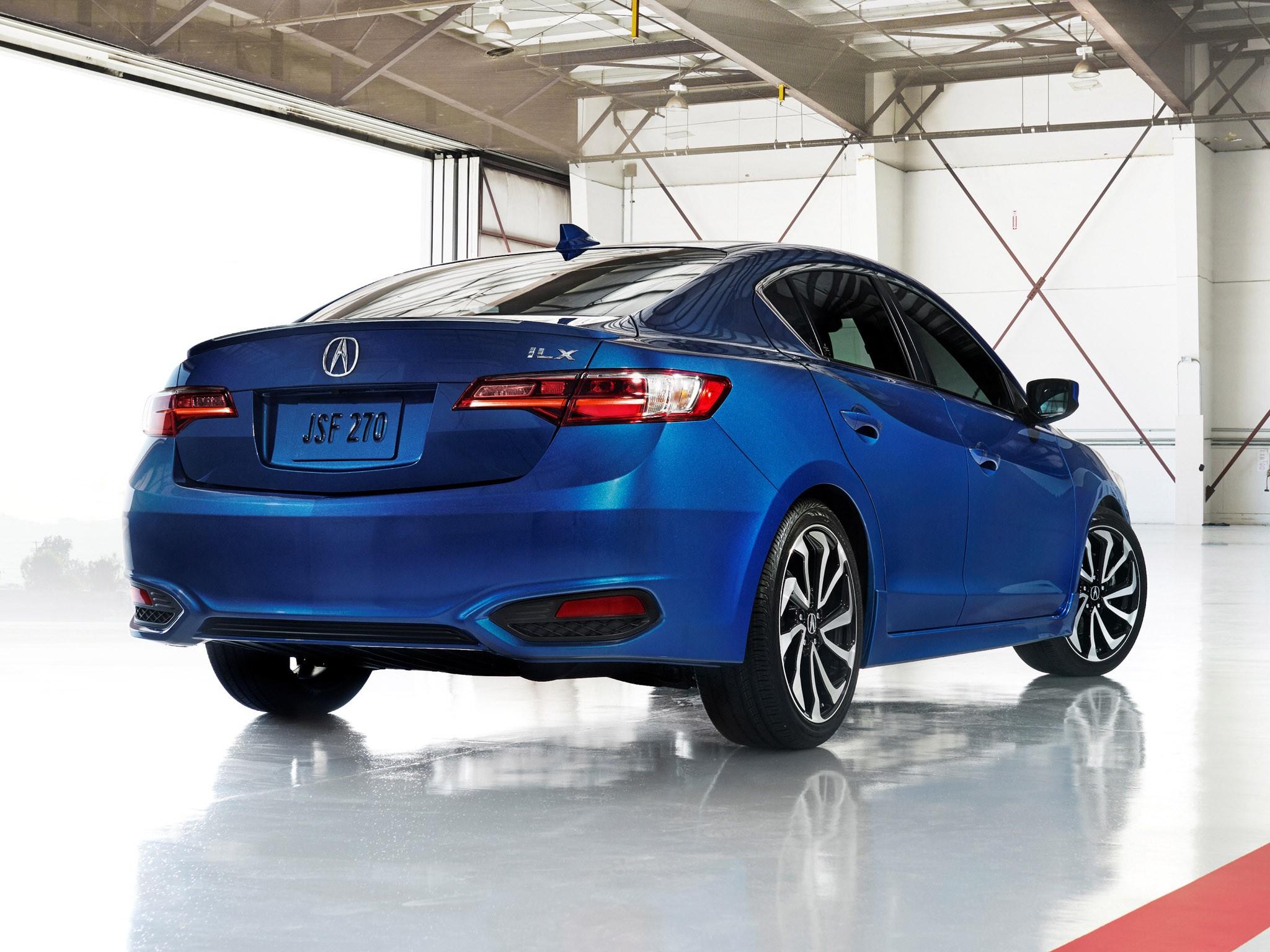 2015 Acura ILX 2.4