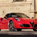 2015 Alfa-Romeo 4c Spider usa