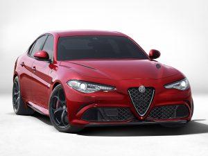 2015 Alfa Romeo Giulia Quadrifoglio