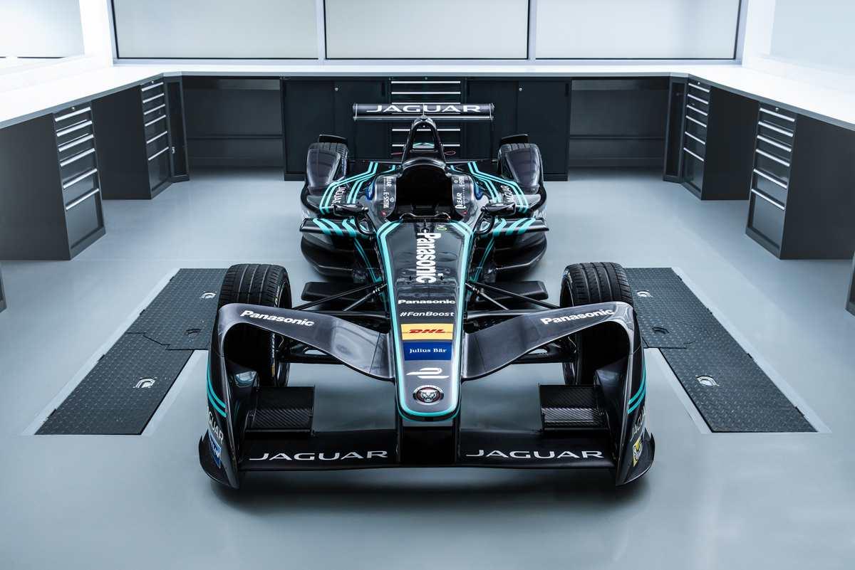 2016 Formule E Jaguar Racing Team