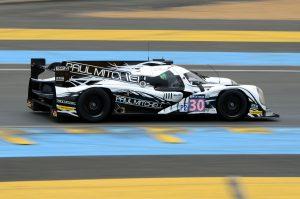 24 H du Mans 2016 - Ligier JS P2 Nissan Team Extreme Speed Motorsport