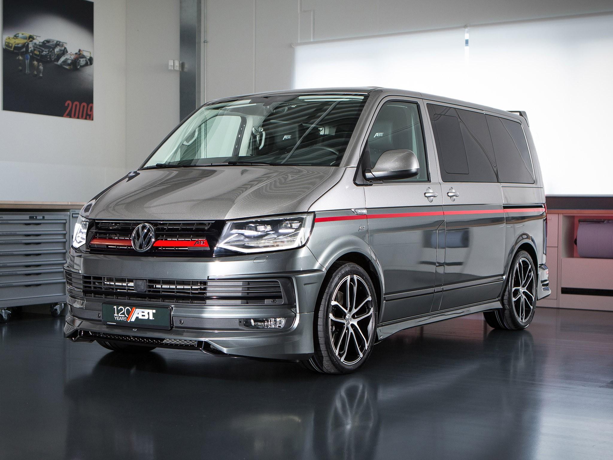 Volkswagen Multivan T6 (2016) - ABT