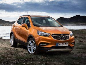 2016 Opel Mokka Turbo 4x4