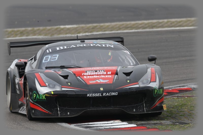 2017 Blancpain GT Series - Ferrari 458 Italia GT3