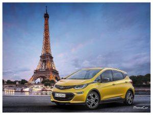 Opel Ampera-e Electrique 2017