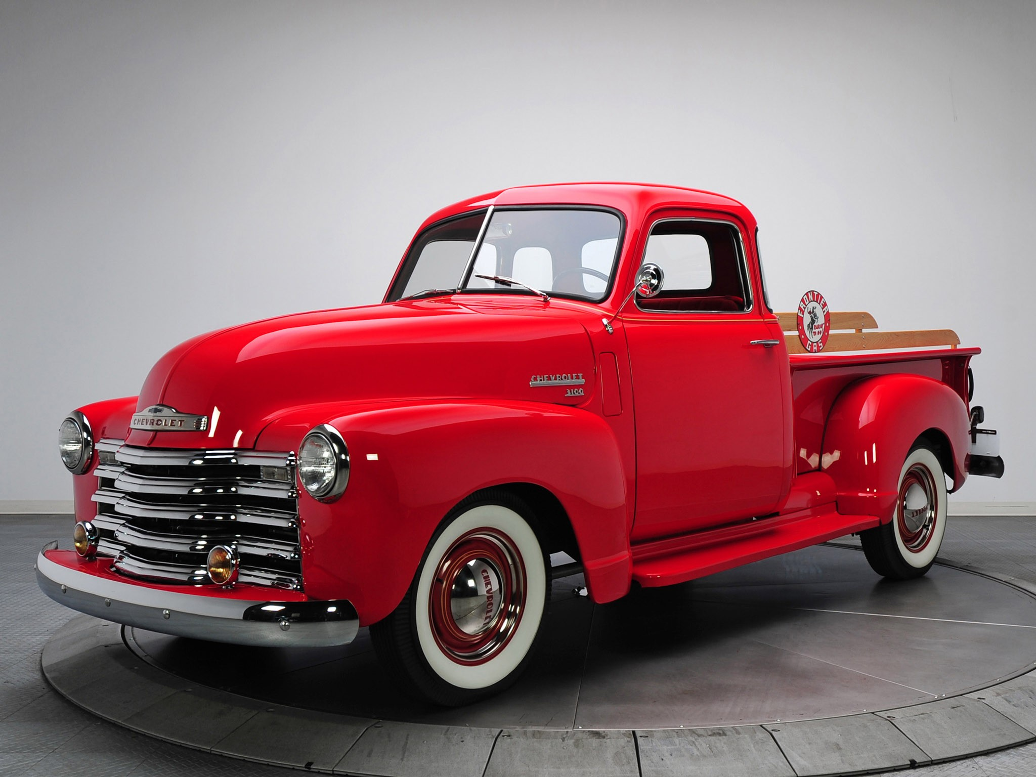 Chevrolet 3100 Pickup HP 3104 1950