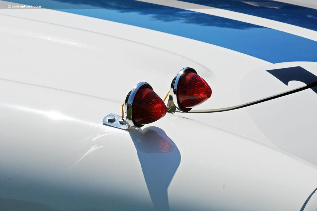 1956 Chevy Corvette SR1 DV 11 SJ