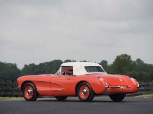 1957 Chevrolet Corvette C1 Airbox Copo Race Car