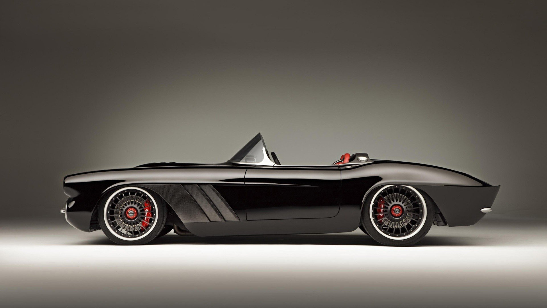 1962 Chevrolet Corvette C1 RS Roadster
