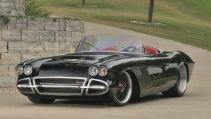 1962 Chevrolet Corvette C1 RS Roadster
