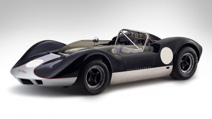 1964 Mclaren M1A