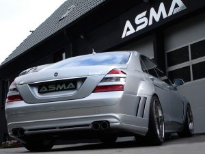 2007 Asma Design S Eagle I Widebody based Mercedes S Class