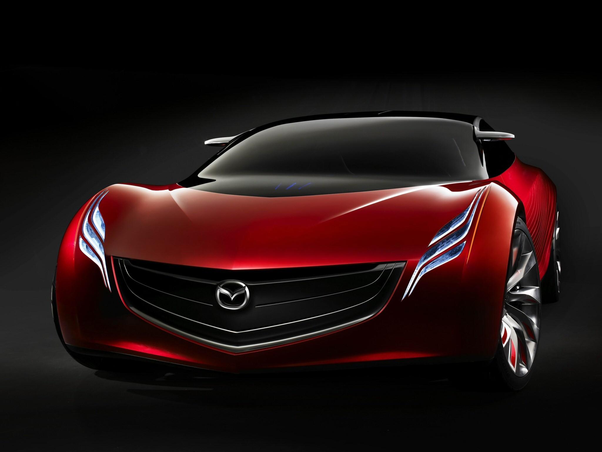 2008 Mazda Ryuga