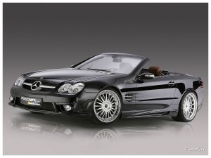 2009 Piecha Design : Mercedes SL Avalange RS