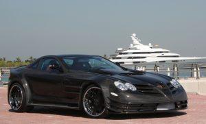 2009 Asma Design Perfectus Mercedes Mclaren SLR