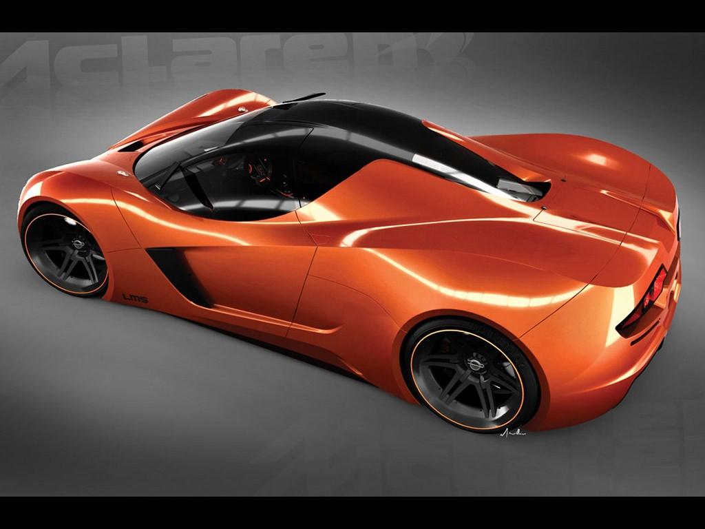 2009 Mclaren LM5 Design Concept by Matt Williams
