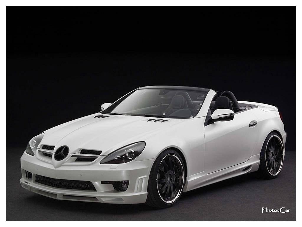 2010 Piecha Design : Mercedes SLK Final Performance RS Edition R171