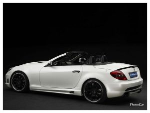 2010 Piecha Design : Mercedes SLK Final Performance RS Edition R171