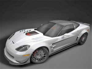 2010 Hennessey - Chevrolet Corvette Z700