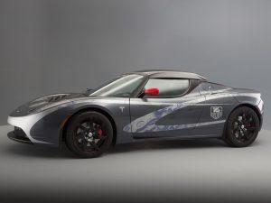 2010 Tesla Roadster Tag Heuer