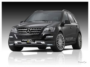 2011 Piecha Design : Mercedes ML Evorian RS