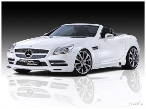 2011 piecha design mercedes slk accurian rs