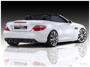 2011 Piecha Design : Mercedes SLK Accurian RS