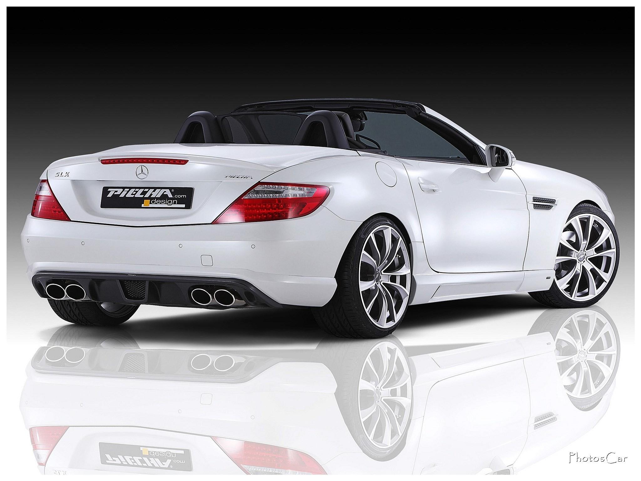 2011 Piecha Design : Mercedes SLK Accurian RS