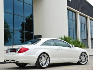 Brabus Mercedes CL800 Coupe 2011
