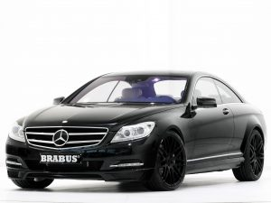 Brabus Mercedes CL500 4matic C216 2011