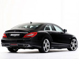 Brabus Mercedes CLS AMG Sports Package C218 2011