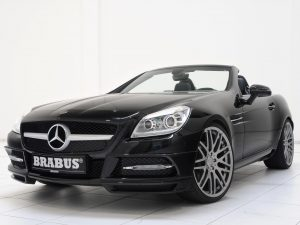 Brabus Mercedes SLK 2011