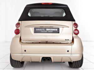 Brabus Smart Fortwo Wesc 2011