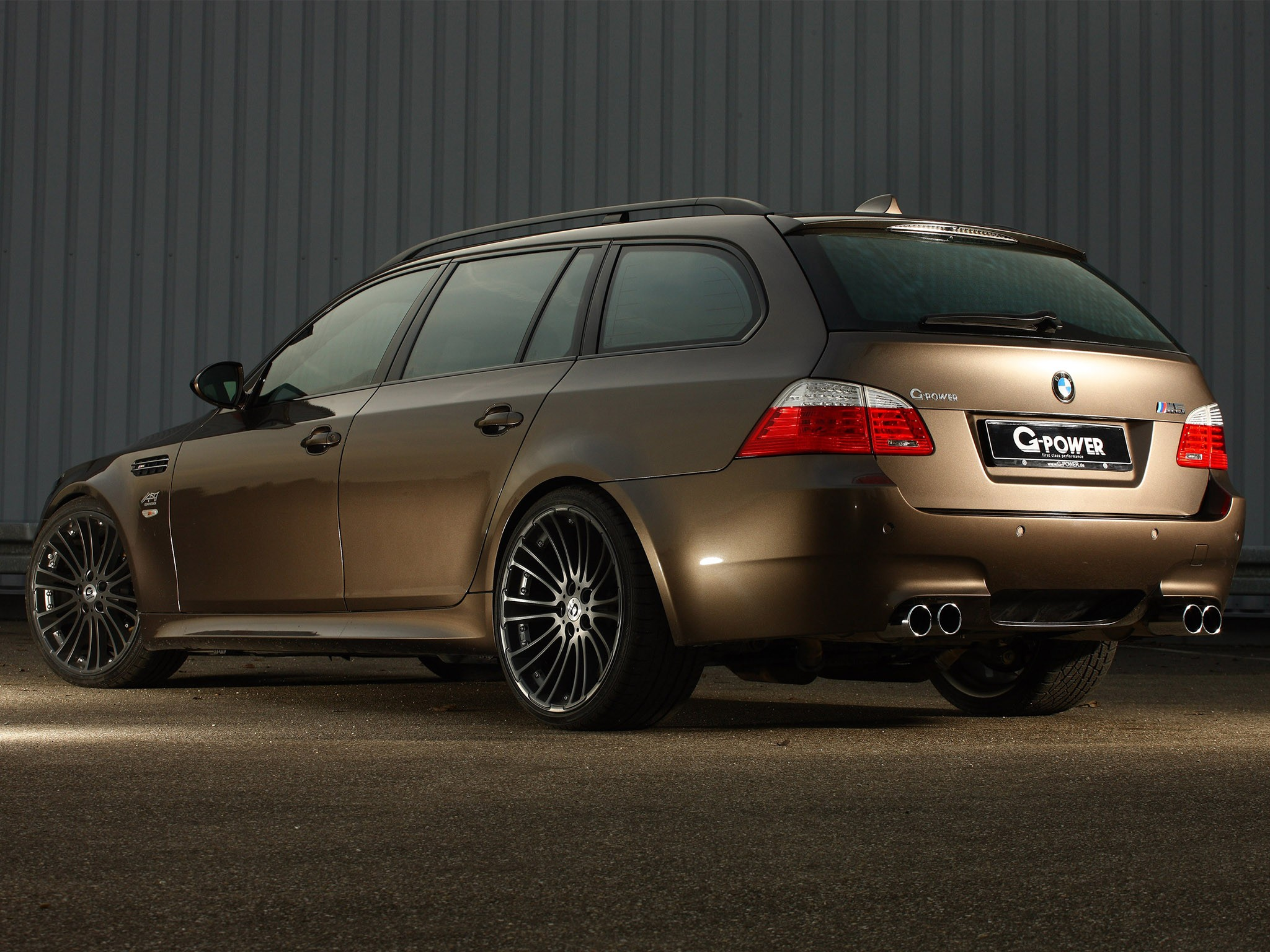 2011 G-power - Bmw M5 Hurricane RS Touring
