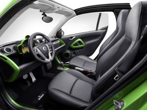 Brabus Smart Fortwo Electric Drive Cabrio 2012