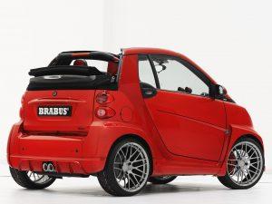 Brabus Smart Fortwo Ultimate 120 2012