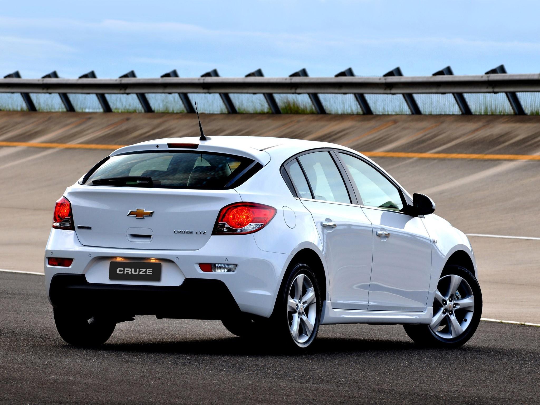 2012 Chevrolet Cruze Sport 6