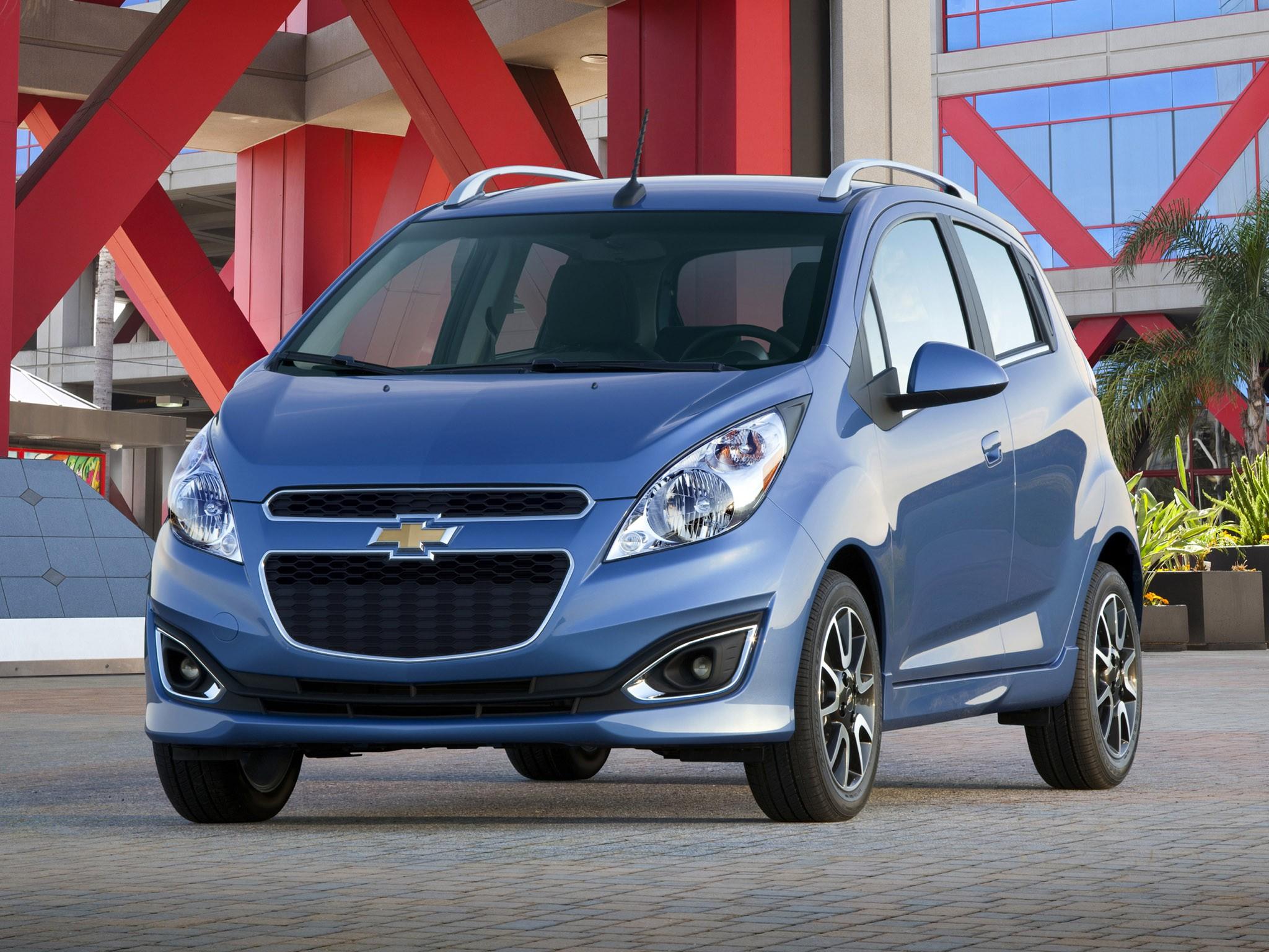 2012 Chevrolet Spark USA
