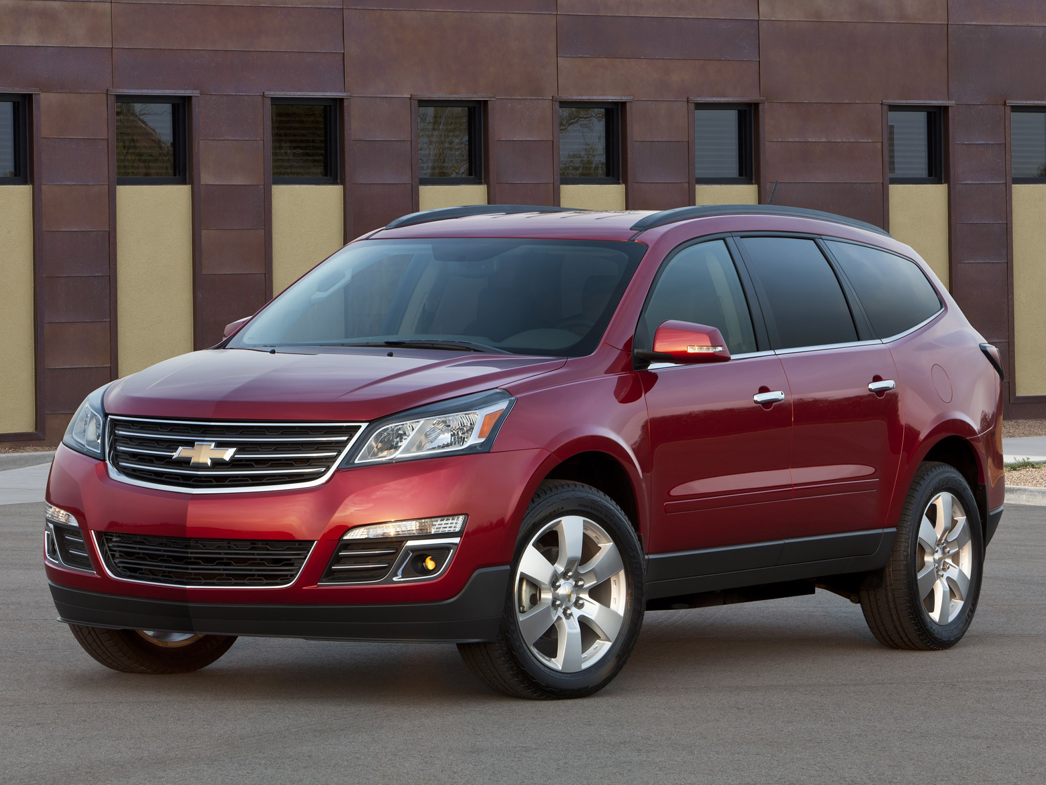 2012 Chevrolet Traverse Crossover