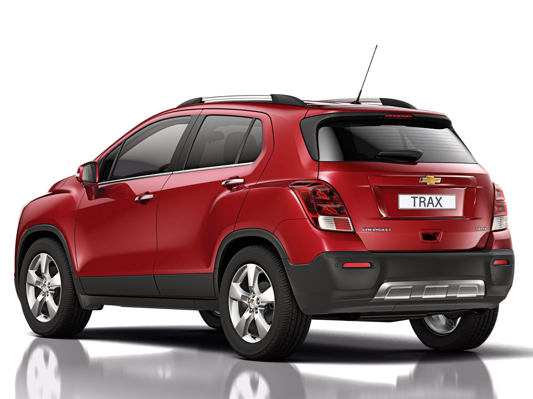 2012 Chevrolet Trax