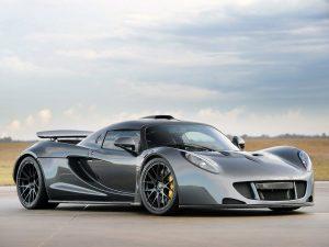 2012 Hennessey - Venom GT Guinness Record