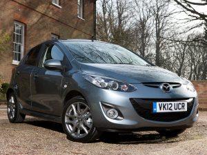 2012 Mazda2 Venture