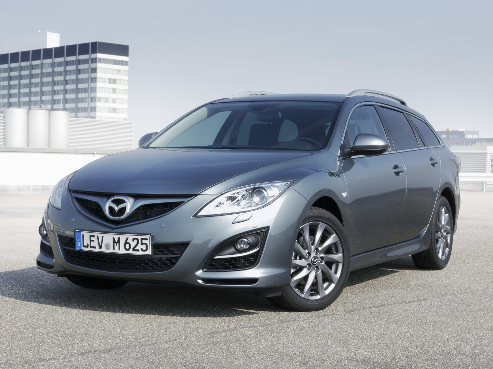 2012 Mazda 6 Wagon Edition 40