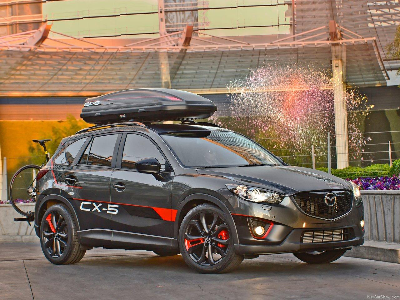 2012 Mazda CX-5 Dempsey Concept